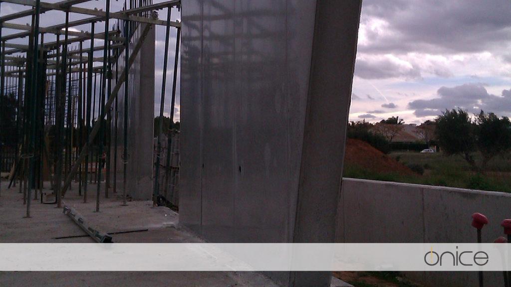 Ónice-Forjado-Muros-hormigón-Estructura-Torre-en-Conill-Betera-8