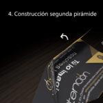 4. Construcción de la segunda pirámide